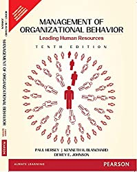 Management Of Organizational Behavior, 10Th Edition