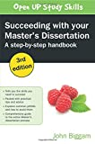 Succeeding With Your Master's Dissertation: A Step-By-Step Handbook (UK Higher Education OUP Humanities & Social Sciences Study Skills)