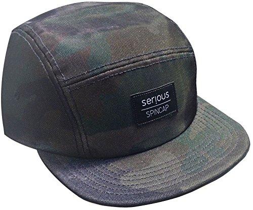 Serious B-Boy Gear - Premium Spincap / Headspin-Cap - camouflage