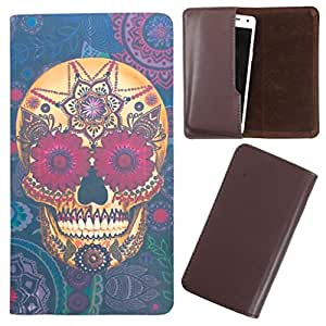 DooDa - For Phicomm Passion 660 PU Leather Designer Fashionable Fancy Case Cover Pouch With Smooth Inner Velvet