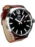 orologio con diametro cassa 58 mm, U-Boot subacqueo - funzione data T0291