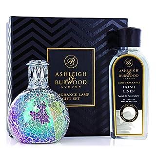 Ashleigh & Burwood Fairy Ball & fresh linen Fragrance Lamp GiftSet