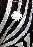 Libreta De Puntos: A5 Cuaderno Dot Grid Para Bullet Journaling, Lettering, Art Notes | Journal De Punteados | 110 Páginas Con Cuadrícula De Punto | Cebra