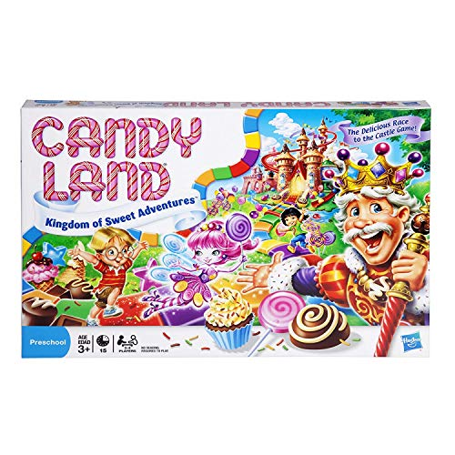 Hasbro Candy Land Spiel