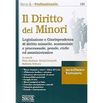 Il Diritto Dei Minori. Legislazione E Giurisprudenza Di Diritto Minorile, Sostanziale E Processuale, Penale, Civile Ed Amministrativo. Con Software