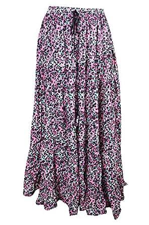 Mogul interior boho chic designs womans long skirt printed for Mogul interior designs