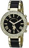 Best US Polo Assn. Montres - U.S. Polo Assn. USC40061 Montre Bracelet Femme Alliage Review