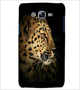 PrintDhaba Leopard D-4371 Back Case Cover for SAMSUNG GALAXY J7 (Multi-Coloured)