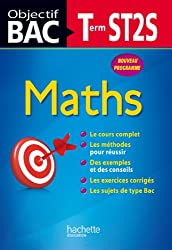 Objectif Bac - Maths Terminale ST2S