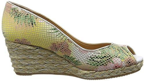 Van Dal  Daly, Espadrilles femme Multicolour (tropical Floral)