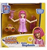 Fisher-Price Lazy Town Action Stephanie Action Figure