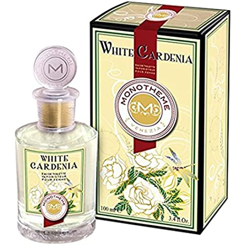 Monotheme Fine Fragrances Venezia Classic Collection White Gardenia 100Ml Spray Eau De Gardenia Pour Femme