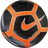 Nike Strike Football Fußball, Black/Dark Grey/Total Orange, 5