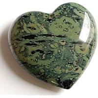 Edelstein Herz, 40 x 15 mm, Kabamba-Jaspis preisvergleich bei billige-tabletten.eu