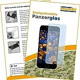 mumbi 3D Touch Panzerglasfolie iPhone 6 6s Glasfolie Hartglas 9H (bewusst kleiner als das Display, da dieses gewölbt ist)