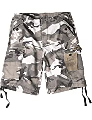 Bermuda Short Paratrooper washed urban