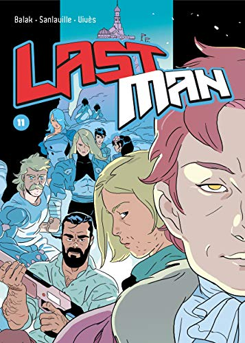 Lastman Edition simple Tome 11
