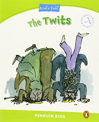 Level 4: The Twits (Pearson English Kids Readers)