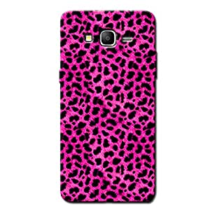 PINK PATTERN BACK COVER FOR SAMSUNG ON5