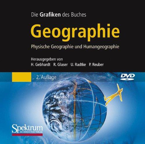 Buchcover: Bild-DVD-ROM, Geographie: Die Grafiken des Buches