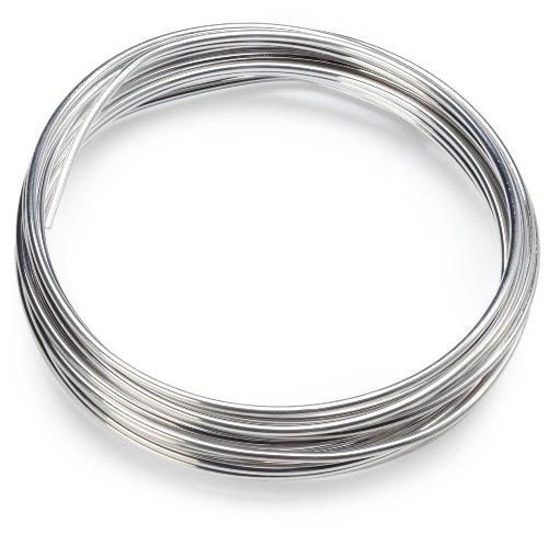 KnorrPrandell 6464009 Aluminiumdraht, 2 mm Durchmesser, blank