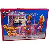 Luxuriöse 11.5'' Doll House Wohnzimmer Möbel Set-Fashion Bar