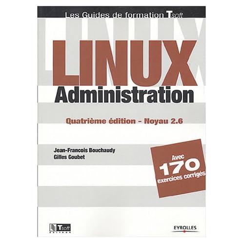 Linux administration : Noyau 2.6