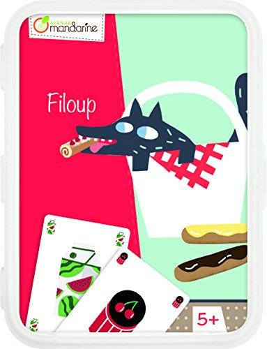 Avenue Mandarine CO106O Un jeu de cartes - Filoup