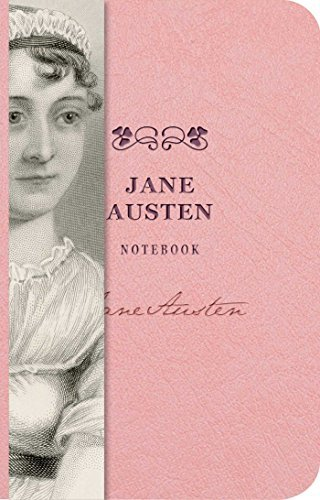 The Jane Austen Notebook: A Signature Series Notebook (The Signature Notebook Series) by Cider Mill Press (2016-03-15) (Series-laptop Signature)