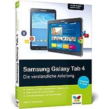 Samsung Galaxy Tab 4: Die verständliche Anleitung
