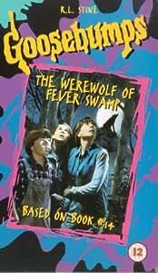 Goosebumps The Werewolf Of Fever Swamp Vhs R L Stine