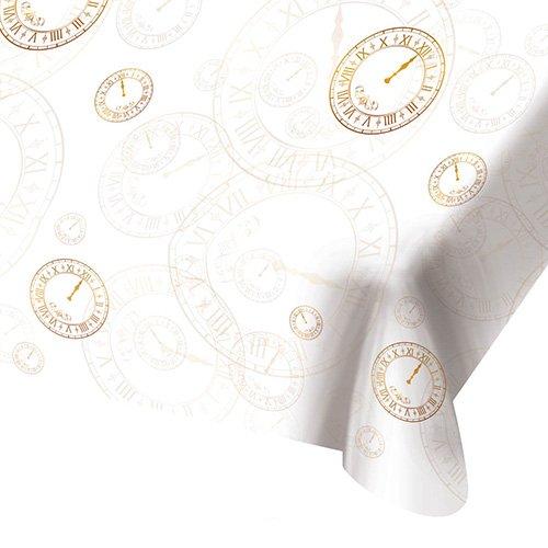 Folat Mantel * Happy New Year * Blanco impresión