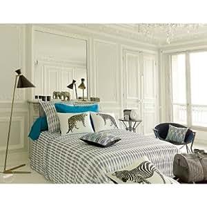 """Linge de lit DESCAMPS """"CANOPEE"""" Mariee - Housse de couette 200X200"""