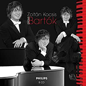 Bartók : Oeuvres pour Piano (Coffret 8CD)