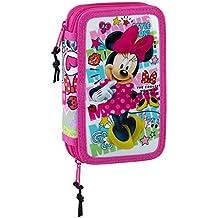 Safta - Minnie Mouse Plumier doble de Disney (411848854)