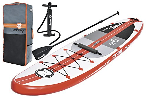 Zray Atoll 1 Premium Stand up Paddle Gonflable Dropstitch Double Couche Adulte Unisexe, Rouge,...