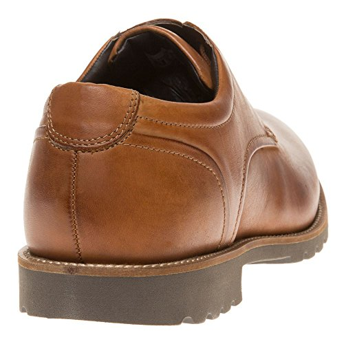 Rockport Sharp & Ready, Derby homme Fauve