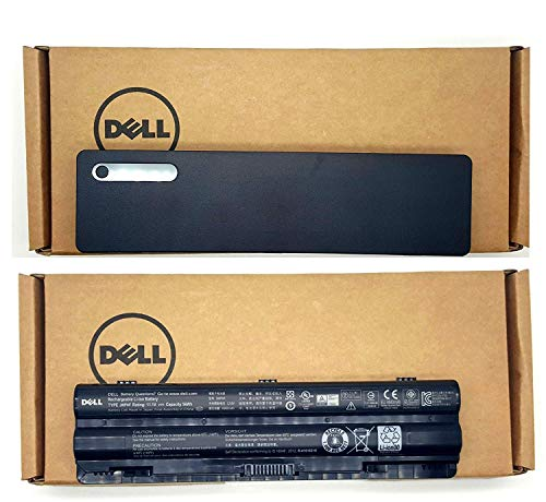 56WHR LAPTOP BATTERY DELL P/N W3Y7C TYPE JWPHF FP4TP for sale  Delivered anywhere in UK