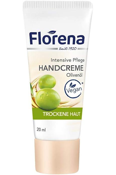 Florena Hand Cream A Review