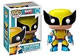 Funko- Pop Vinile Marvel Wolverine, 2277