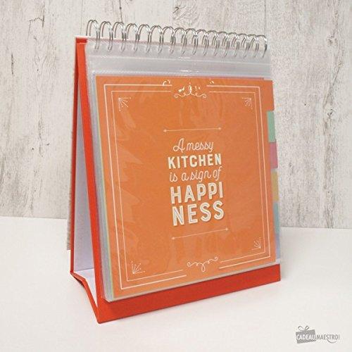 Mon Livre de Secrets Culinaires - Cadeau Maestro