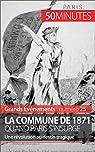 La Commune de 1871, quand Paris s'insurge par Mettra