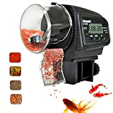 #4: eBoTrade Dirct Fish Feeder, Automatic Fish Feeder, Ebotrade Aquarium Tank Auto Fish Food Timer Batteries Included 800Eb