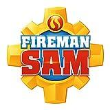 Feuerwehrmann Sam Kinder-Lieblings-Charaktere 70cm Wandtattoo, Vinyl, Motiv: Wandkunst, Customise4UTM