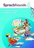Sprachfreunde - Ausgabe Nord/Süd 2010: 4. Schuljahr - 5-Minuten-Training