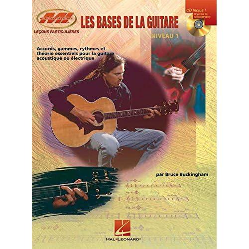Les Bases de la Guitare Musicians Institute + CD