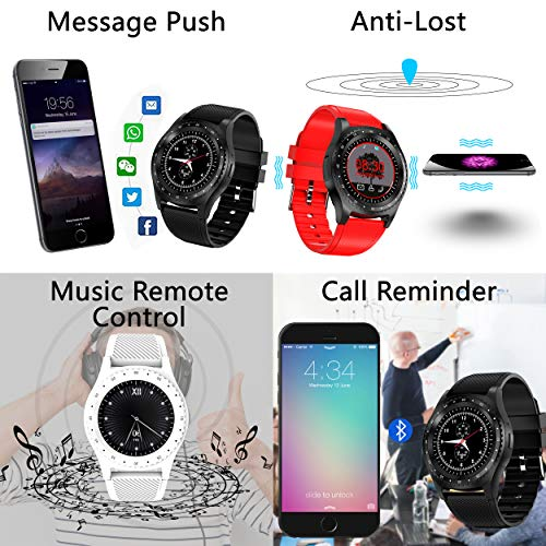 Zoom IMG-3 bluetooth smartwatch canmixs cm08 phone
