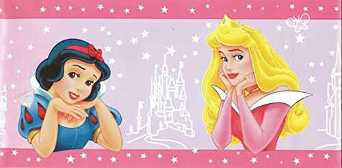 Original Disney Princess Princessinen Wanddeko Borte Bordüre L 5 M x B 15 cm Selbstklebend NEU