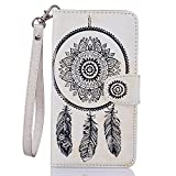 Best Case Logic iPhone 6 Cases - BONROY® Magnetic Flip Cover for Huawei P8 lite,Wind Review