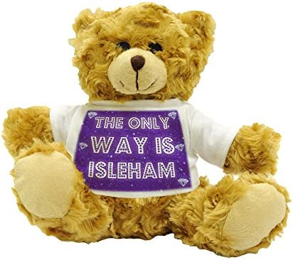 The Only Way Is Isleham-Ours en peluche 22 cm cm cm de haut environ B017NTHMJ2 c812fc